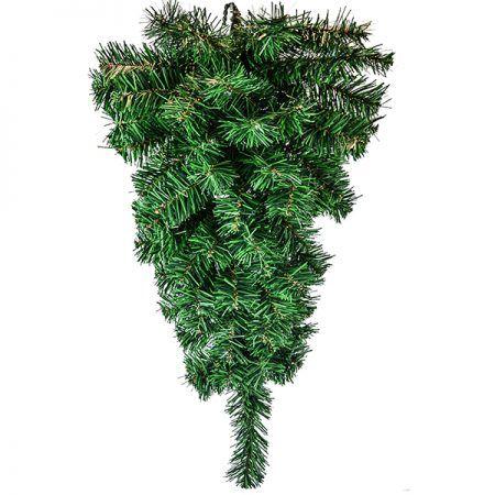 Pingente verde 60 cm - 68 galhos