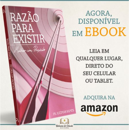Razão para Existir - Mulher com Propósito (eBook Kindle)
