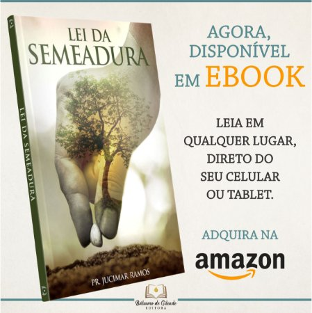 Lei da Semeadura (eBook Kindle)
