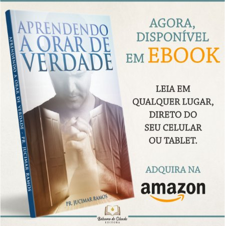 Aprendendo a Orar de Verdade (eBook Kindle)