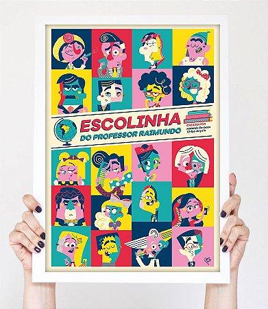 ESCOLINHA DO PROFESSOR RAIMUNDO