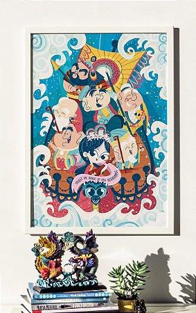 Shichi Fukujin - 7 Deuses da Sorte