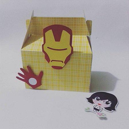 Caixa Homem de Ferro