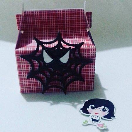 Caixa omem Aranha