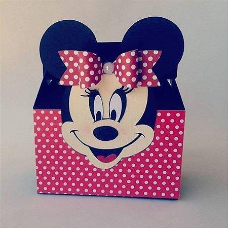 Caixa Cute Minnie