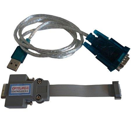 Inversor de Porta TTL a porta USB de PC