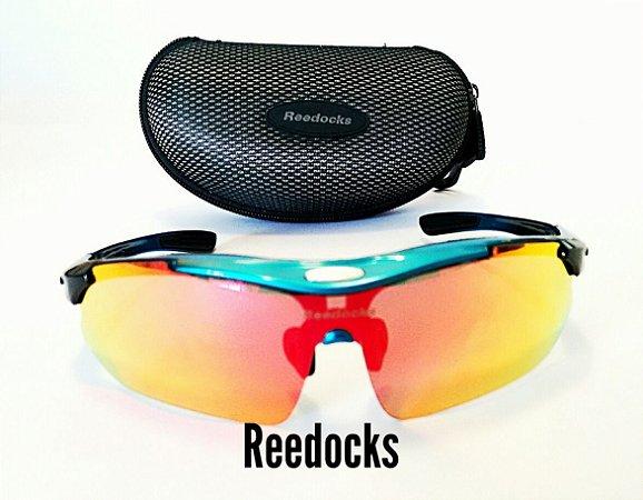 cbff13a0cd88c Óculos Ciclismo Reedocks Uv400 - Bike Shop República