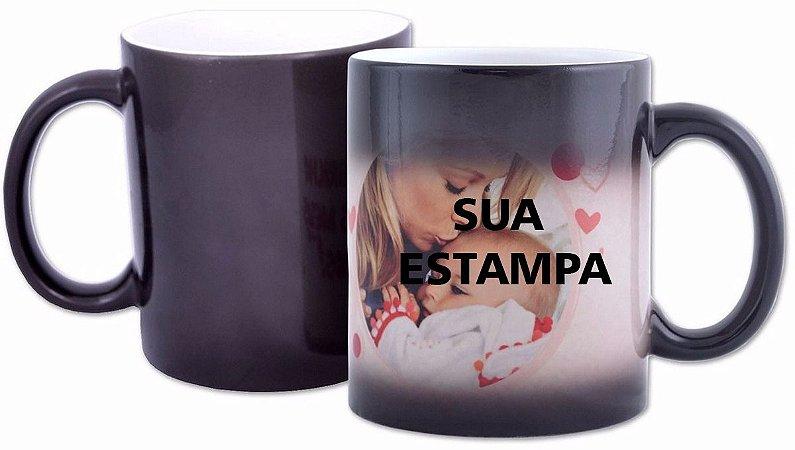 07070dcff Caneca Mágica Personalizada - Stamp Sonhos