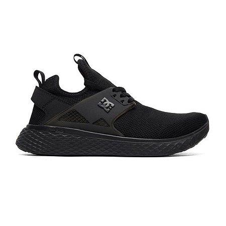 Tênis Meridian DC Shoes Masculino - Preto
