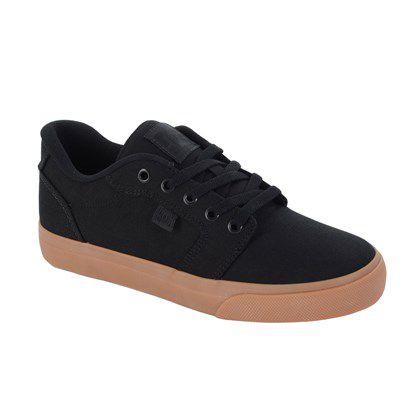 Tênis Dc Shoes Anvil La Tx - Preto