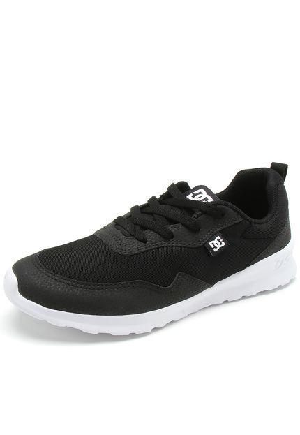 Tênis Dc Shoes Hartferd Preto - Lançamento