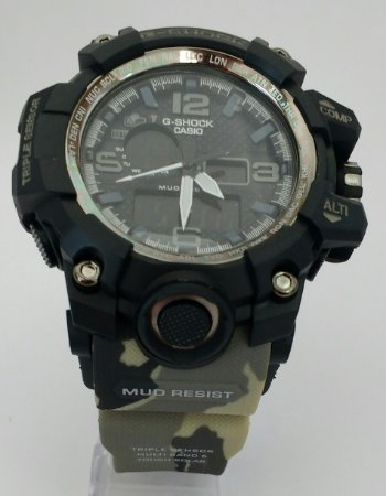 24abac3f939 Relógio Casio G-shock Mudmaster masculino - Vmax Relojoaria