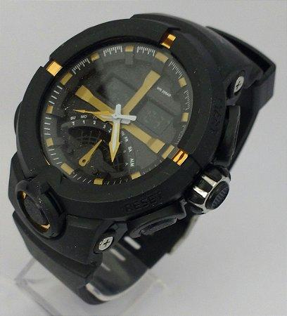 8ab109e0c37 Relógio Casio G-shock GA500 masculino - Vmax Relojoaria