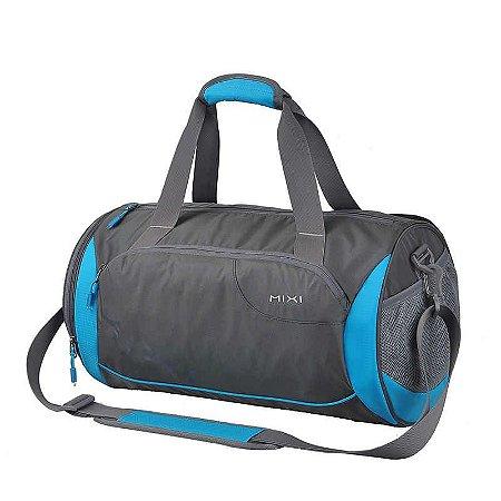 Bolsa MIXI - Bolsas de treinamento - Cinza/Azul