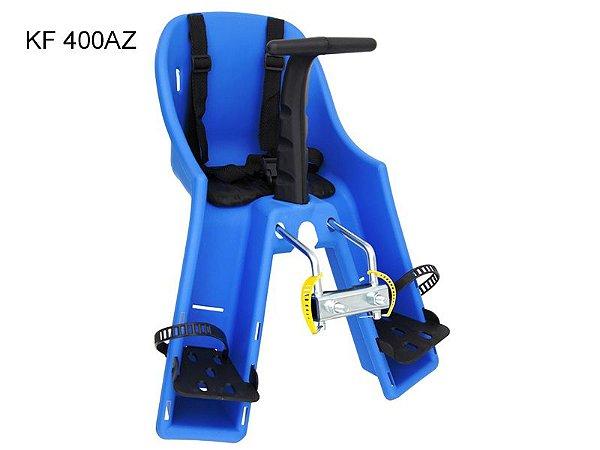 Cadeirinha KALF Baby Bike Dianteiro Azul