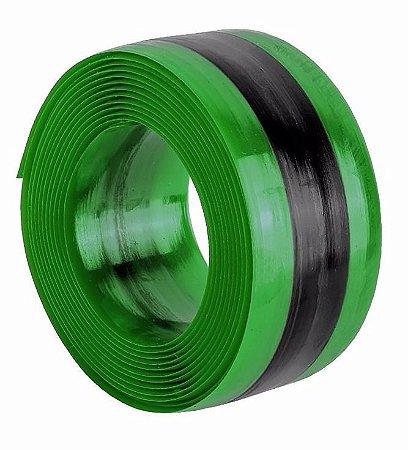 """Fita Anti Furo TEC TIRE MTB 29"""" 35mm - Verde/Preto"""