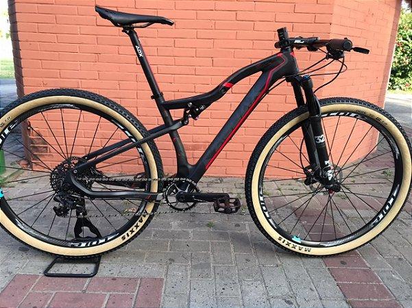 Bicicleta AUDAX FS 900X MTB Full Aro 29 - Tam. 15