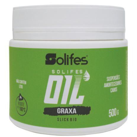 Graxa SOLIFES Slick Bio 500g