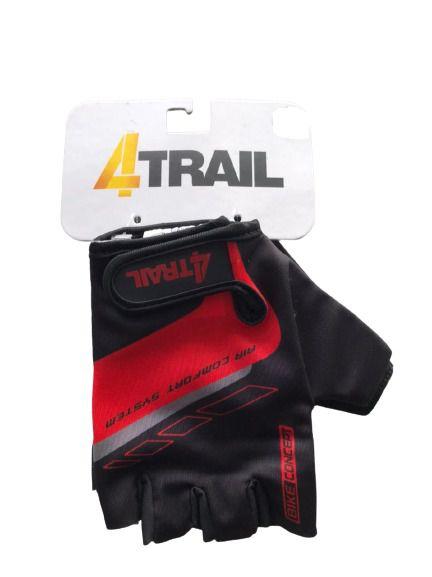 Luva 4TRAIL Transverse Vermelho - Tam. G
