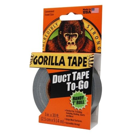Fita tape Gorila Adesiva Rolo 25mm X 9m Tamanho