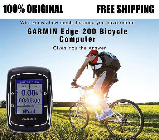 Garmin Edge 200 Computador para ciclismo GPS - Somente idioma Ingles e Coreano