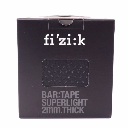 Fita Fizik De Guidão - Preto Superlight Clássico