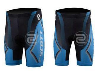 Short de ciclismo Scott - Azul/Preto - TAM. G