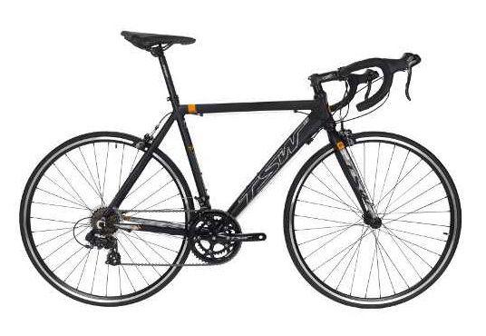 Bicicleta TSW Speed TR-30 700c  Preto/Cinza - TAM 54