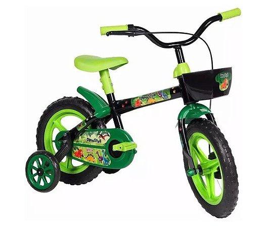 Bicicleta infantil aro 12 Dino Styll