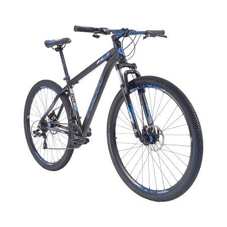Bicicleta TSW Ride  Tam. 17  29w - preto/azul  - alumínio 6061