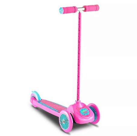 Patinete Infantil ATRIO Radical Girl 3 rodas Rosa