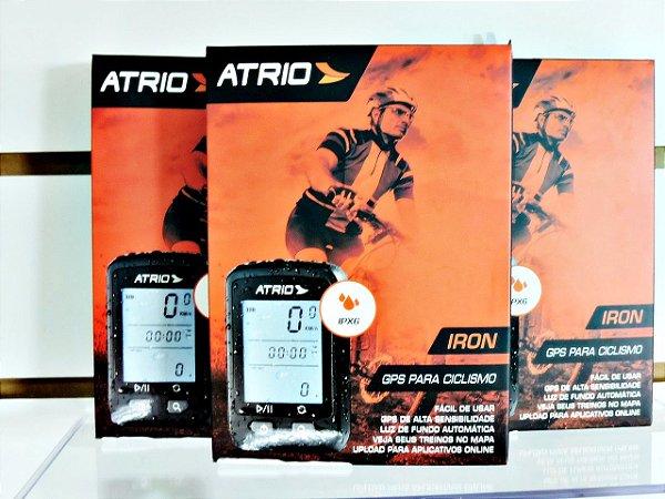 GPS ATRIO Iron IPX6 Bluetooth Mod. BI091