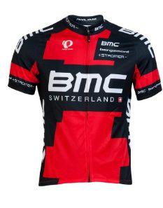 Camisa de Jersey Ciclismo Manga Curta - BMC / Tag Heuer - Tam. GG