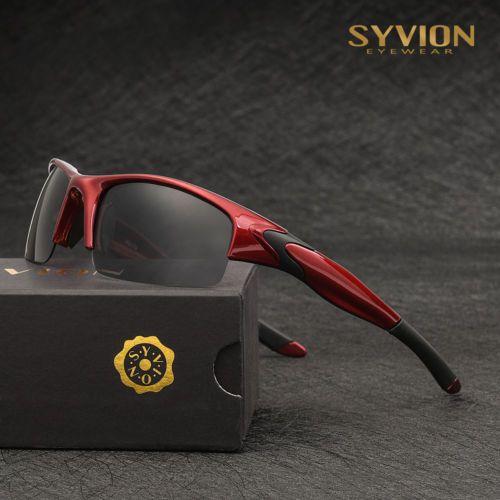Óculos Esportivo SYVION Eyewear Cor: Vinho