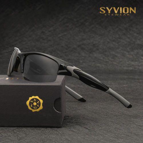 Óculos Esportivo SYVION Eyewear Preto/Grafite