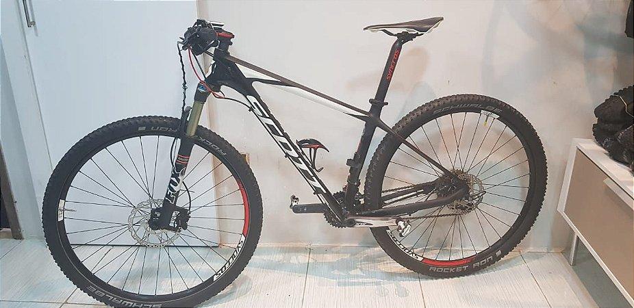 Bicicleta Scott Scale 910 Ano 2016 - Semi-nova