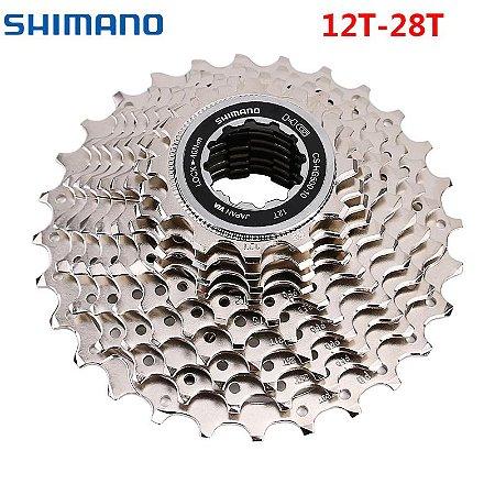 Cassete Shimano Tiagra CS-HG500 10s 12/28T