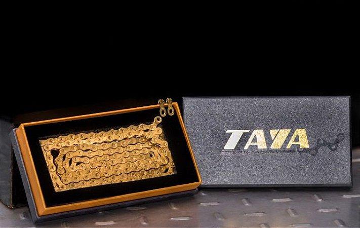 Corrente TAYA Tolv-121 12s Gold 126 Elos - TYCOR0003