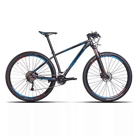 "Bicicleta SENSE Impact Pro 2019 MTB 29"" Tam. 17 - Azul/Cinza"