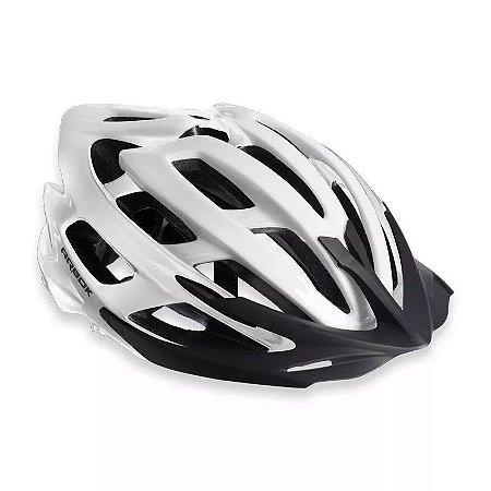 Capacete Ciclismo ARBOK Escalera Branco Brilhante AM.58-62