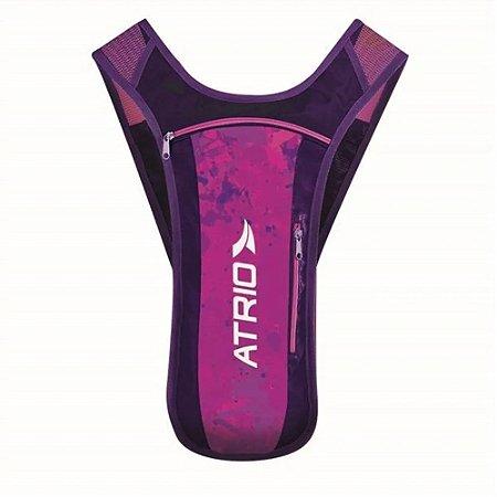 Mochila de Hidratação ATRIO Sprint Rosa - 1,5 Litros - BI121