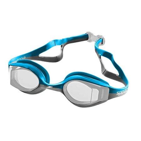 Óculos de Natação SPEEDO Focus Azul Cristal