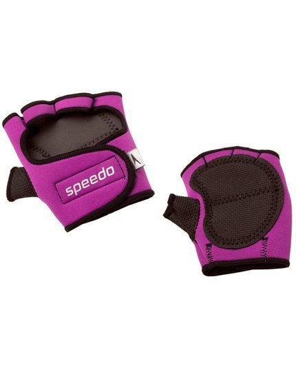 Luva SPEEDO Power Glove Pink - TAM. P