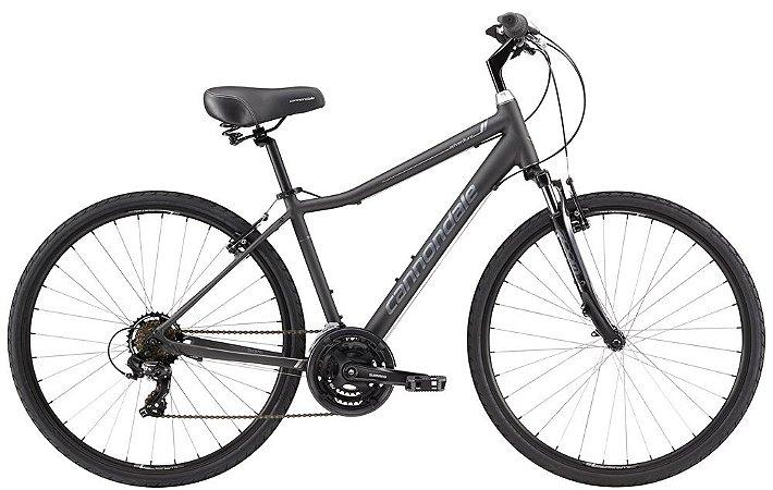 Bicicleta CANNONDALE Adventure 3  700/21V Grafite - TAM. M
