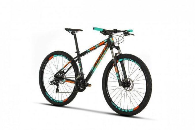 "Bicicleta SENSE One 2019 MTB 29"" Tam. 15 - Laranja/Acqua"