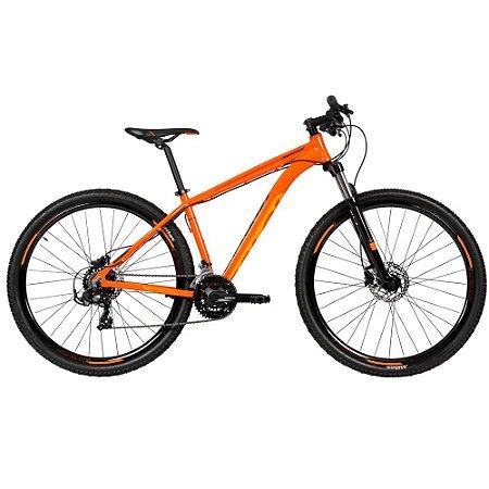 Bicicleta CALOI Explorer Sport 29' 21V Laranja - TAM. 17