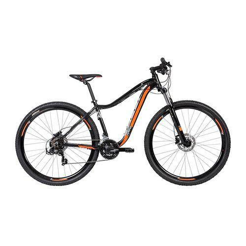 Bicicleta CALOI Kaiena Sport Aro 29/21V Preto/Azul/Rosa 2019 - Tam.P