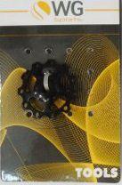 Roldana de Cambio WG Sports Aluminio 11D 8/9/10V - WGCAM0009