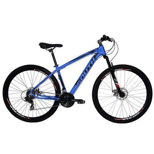 Bicicleta SOUTH Legend Aro 29/21V Azul - Tam. 19