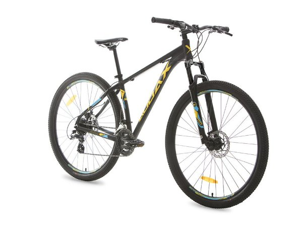 Bicicleta AUDAX Havok NX Aro 29/ 9v Cinza/Prata - Tam. 19